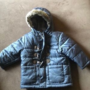 OshKosh B'Gosh button jacket